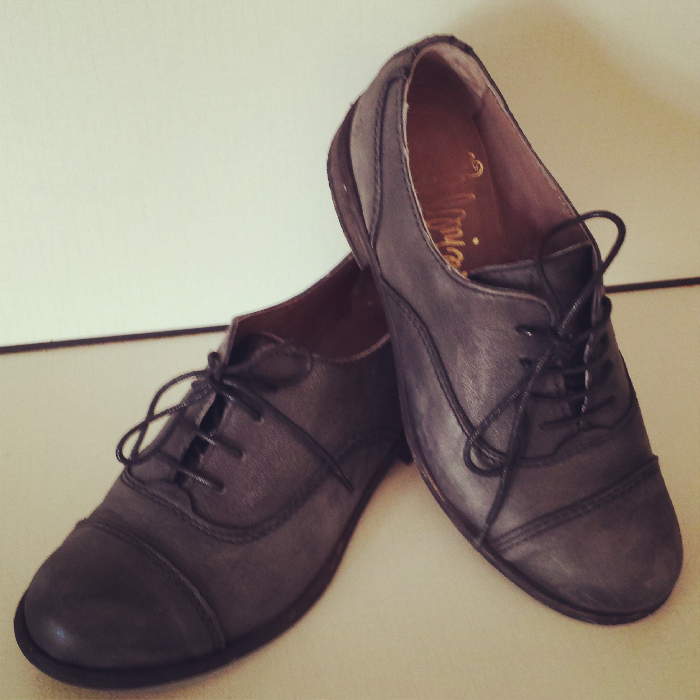 La scarpa cool è bassa