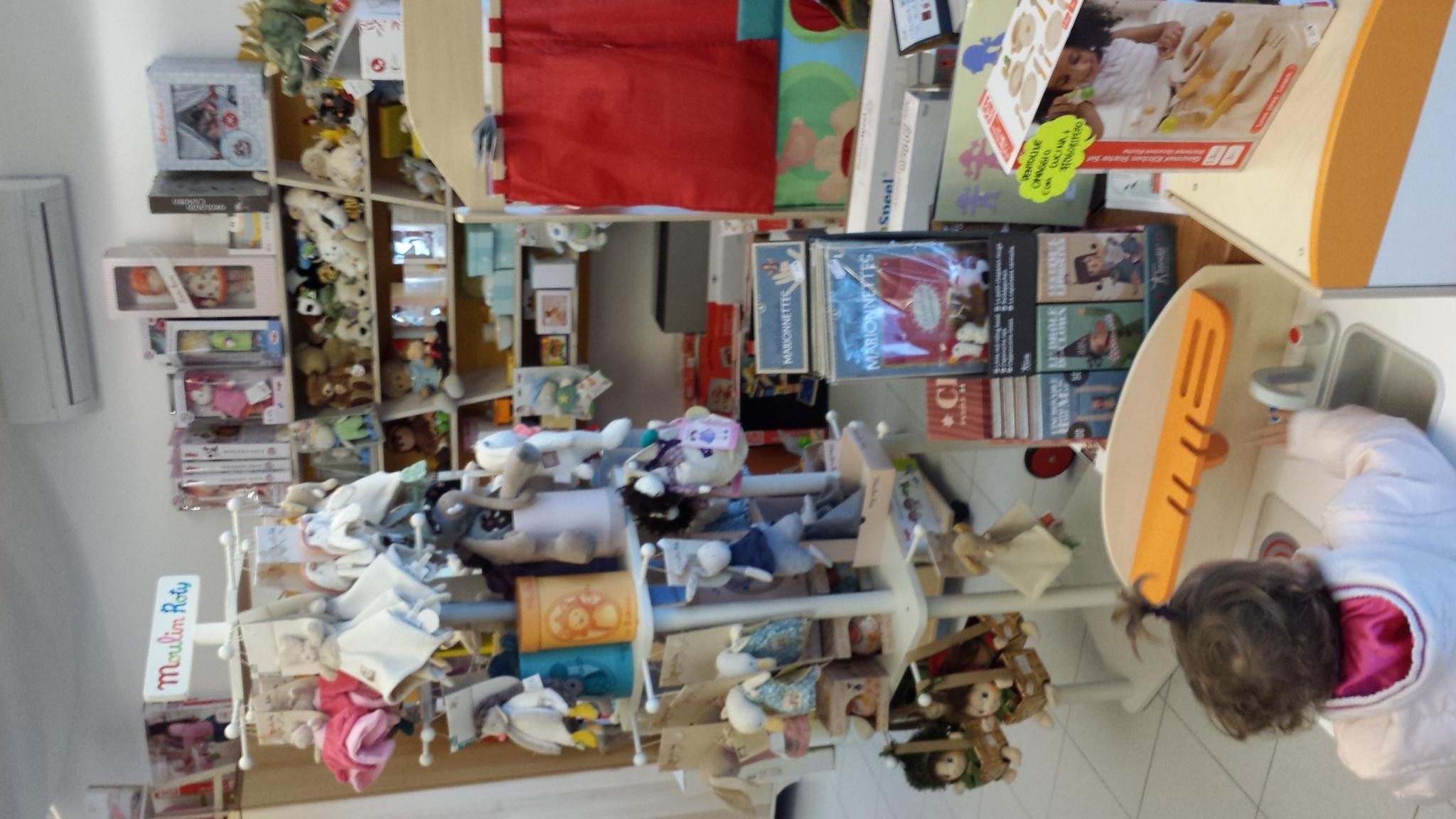 Oko bimbo il negozio fatto a misura di bimbo