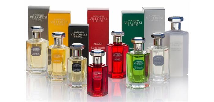 Una fragranza che rimane: Lorenzo Villoresi Firenze