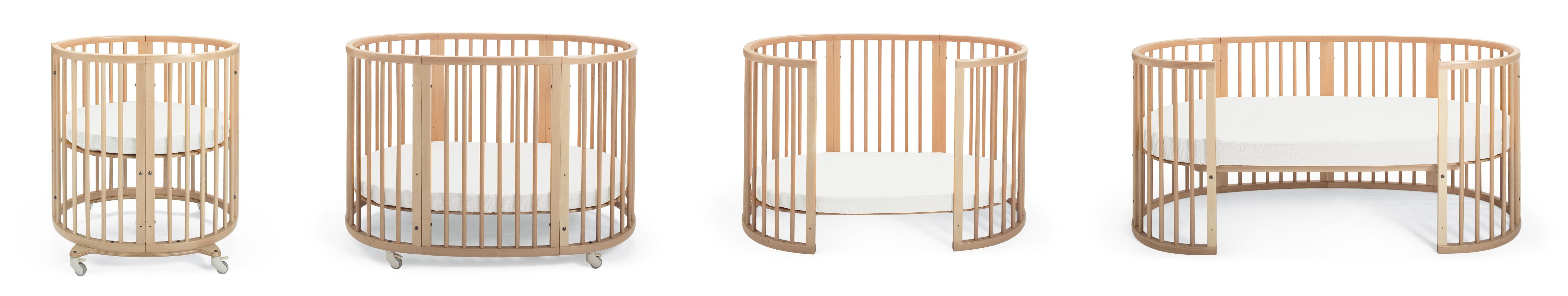 Lettino culla stokke costo idee per interni e mobili - Sponde letto bimbi ...