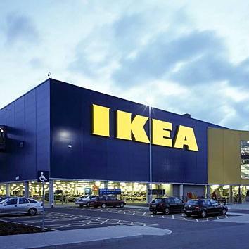 Ginevra adora il mondo Ikea