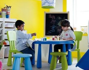 Ginevra adora il mondo ikea - Ikea sedie per bambini ...