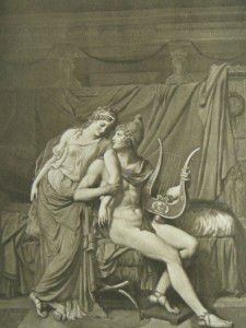 [2c] Helen & Paris (Frontispiece)