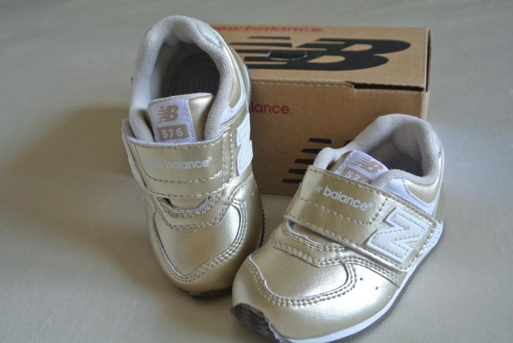 Le scarpe nuove di Ginevra