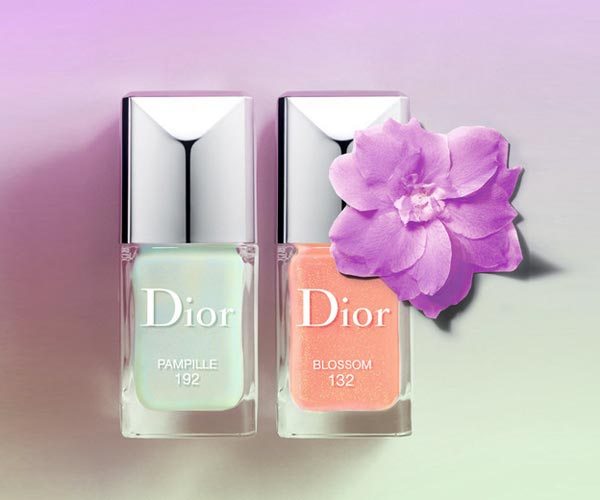 Dior lo smalto numero uno/ Dior nail polish number one