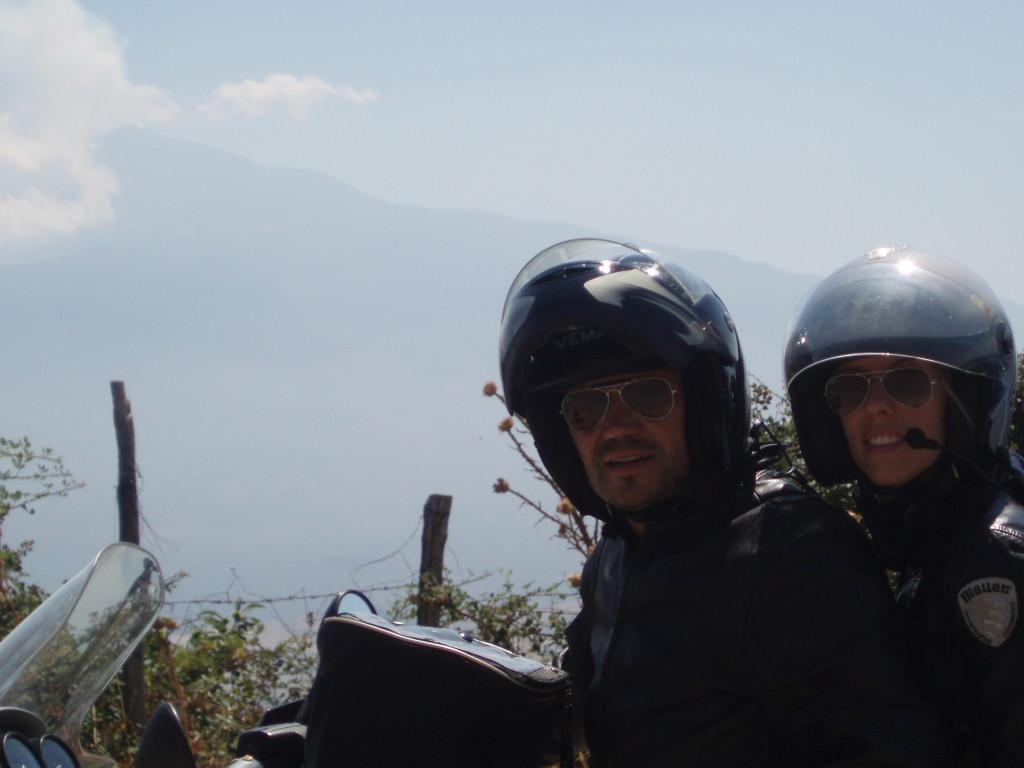 Vista sull' Etna