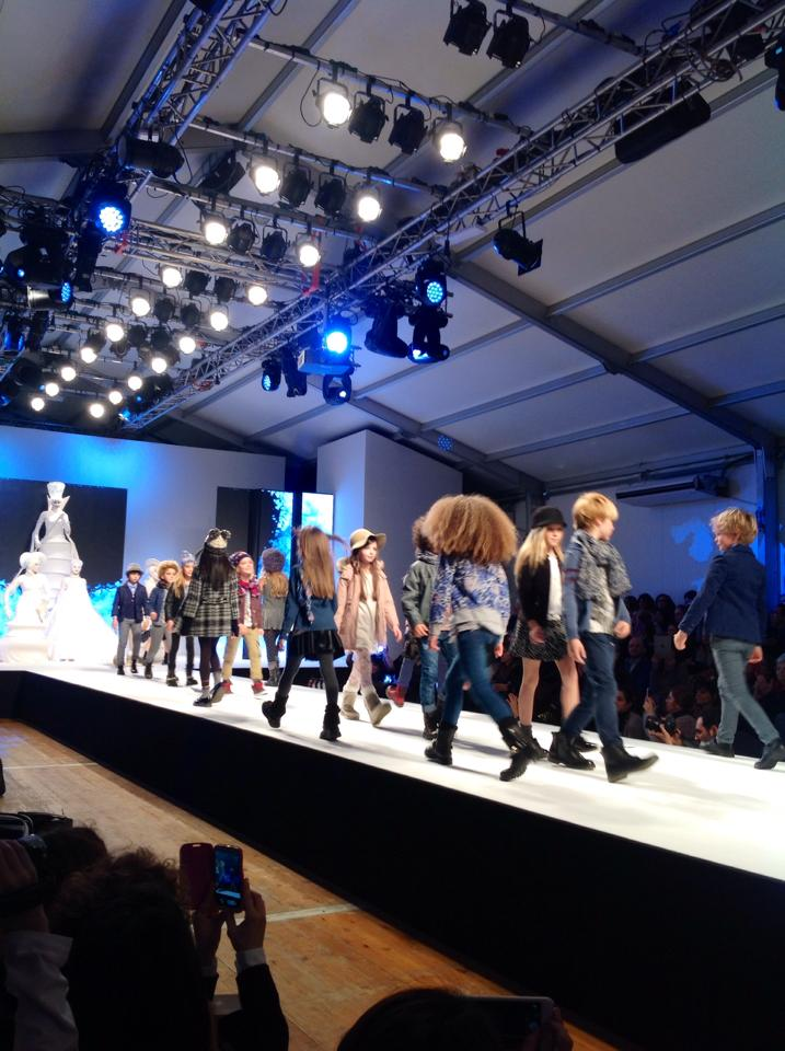 Sarabanda fashion show