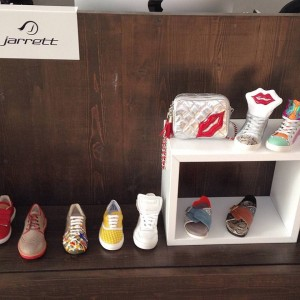 Milano, Press Day Jarrett shoes