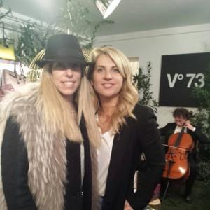 Press day Bag V73, with creative Elisabetta Armellin