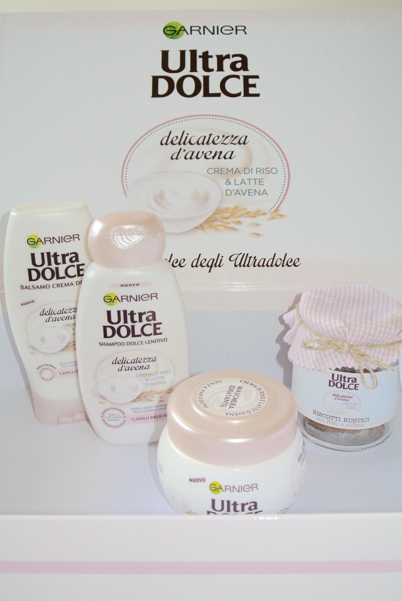 Garnier Ultra Dolce: i prodotti che accarezzano mamme e bambini