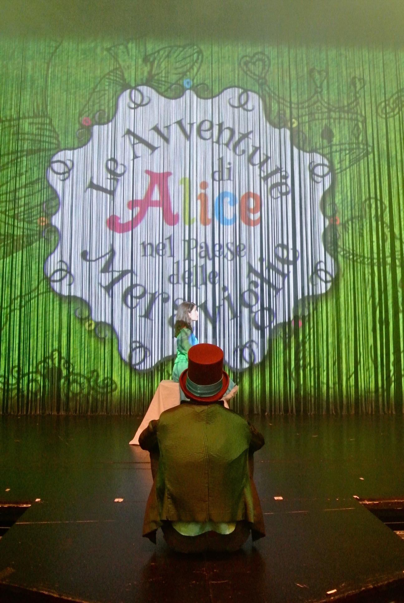 Tutti al Teatro Nazionale a vedere la Prima delle Avventure di Alice nel paese delle meraviglie