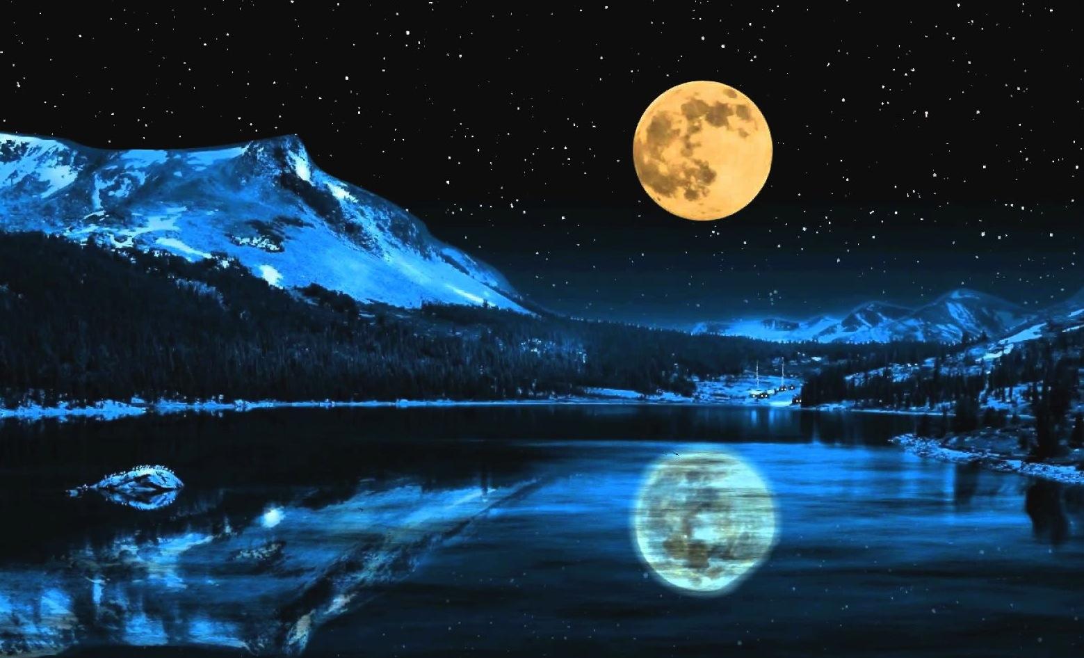 La Super Luna del 14 Novembre 20
