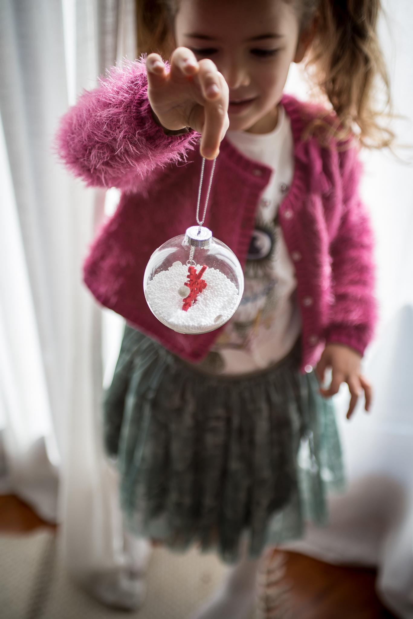 Per Natale un albero personalizzato e un oufit da festa