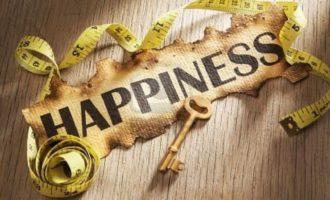 Il 20 marzo è la giornata mondiale della felicità, ma tu sei felice ?