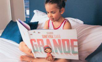 Per un libro personalizzato a misura di bambino ci pensa Urraeroi.it