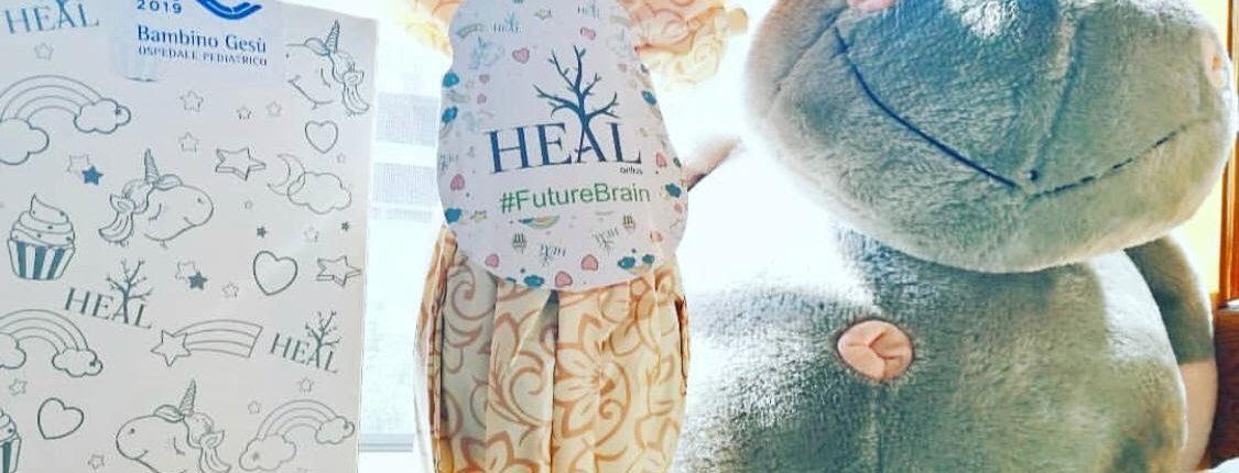Simone De Biase: ho fondato Heal Onlus quando la mia bambina si è ammalata di tumore