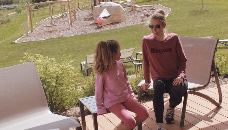 Il Family&Wellness Hotel Serena ad Andalo, risponde all'esigenze di ogni genitore